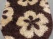 Высоковорсный ковер Cosmo Shaggy beige-brown 001 - высокое качество по лучшей цене в Украине - изображение 3