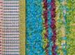 Синтетический ковер Dor Turquoise - высокое качество по лучшей цене в Украине - изображение 2