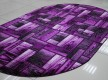 Синтетический ковер Hanze D205A LILAC - высокое качество по лучшей цене в Украине - изображение 5