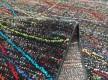 Синтетический ковер Rainbow 14 Colors 4110a Black - высокое качество по лучшей цене в Украине - изображение 2