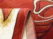 Синтетический ковер Selena 788 , RED - высокое качество по лучшей цене в Украине - изображение 4