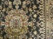 Синтетическая ковровая дорожка Super Elmas 0937A d.green-ivory - высокое качество по лучшей цене в Украине - изображение 2