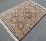 Иранский ковер Diba Carpet Fakhr d.brown - высокое качество по лучшей цене в Украине.