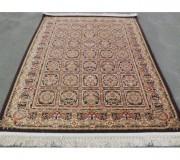 Иранский ковер Diba Carpet Nigareh d.brown - высокое качество по лучшей цене в Украине.
