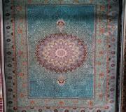 Иранский ковер Diba Carpet Floranse blue - высокое качество по лучшей цене в Украине.