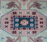 Иранский ковер Diba Carpet Ghashghaei Cream - высокое качество по лучшей цене в Украине.