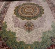 Иранский ковер Diba Carpet Kasra cream - высокое качество по лучшей цене в Украине.