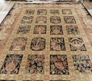 Иранский ковер Diba Carpet Mandegar d.brown - высокое качество по лучшей цене в Украине.