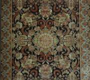 Иранский ковер Diba Carpet Sogand d.brown - высокое качество по лучшей цене в Украине.