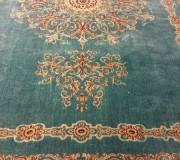 Иранский ковер Diba Carpet Violet blue - высокое качество по лучшей цене в Украине.