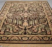 Иранский ковер Diba Carpet Farahan Dark Brown - высокое качество по лучшей цене в Украине.