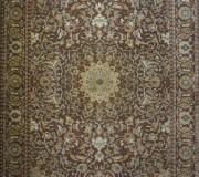 Иранский ковер Diba Carpet Isfahan l.brown - высокое качество по лучшей цене в Украине.