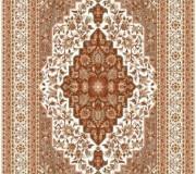 Иранский ковер Diba Carpet Kian Cream - высокое качество по лучшей цене в Украине.