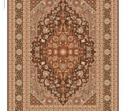 Иранский ковер Diba Carpet Kian d.brown - высокое качество по лучшей цене в Украине.