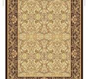 Иранский ковер Diba Carpet Rronak d.brown - высокое качество по лучшей цене в Украине.