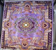 Иранский ковер Jordan violet - высокое качество по лучшей цене в Украине.