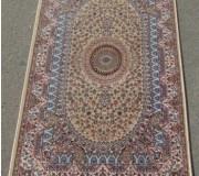 Иранский ковер Silky Collection (D-011/1010 beige) - высокое качество по лучшей цене в Украине.