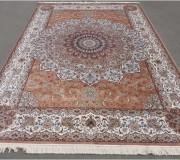Иранский ковер Silky Collection (D-013/1030 pink) - высокое качество по лучшей цене в Украине.