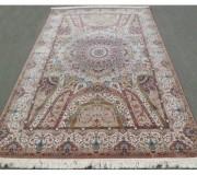 Иранский ковер Silky Collection (D-002/1030 pink) - высокое качество по лучшей цене в Украине.