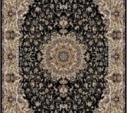 Шерстяной ковер Solomon Carpet Aytakin Black - высокое качество по лучшей цене в Украине.