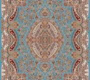 Иранский ковер Aghigh BLUE - высокое качество по лучшей цене в Украине.