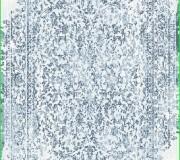 Акриловый ковер Elitra W7085 D.Blue-Blue - высокое качество по лучшей цене в Украине.