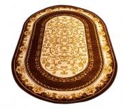 Акриловый ковер Exclusive 0387 brown - высокое качество по лучшей цене в Украине.