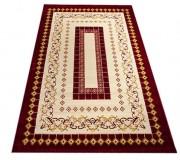 Акриловый ковер Exclusive 0392 red - высокое качество по лучшей цене в Украине.