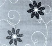 Акриловый ковер Florya 0029 grey - высокое качество по лучшей цене в Украине.