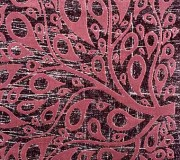 Акриловый ковер Florya 0170 lila - высокое качество по лучшей цене в Украине.