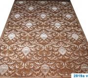 Акриловый ковер Hadise 2819A brown - высокое качество по лучшей цене в Украине.
