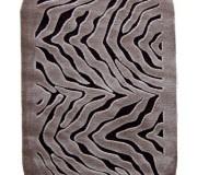 Акриловый ковер Lilium C4718 Brown - высокое качество по лучшей цене в Украине.