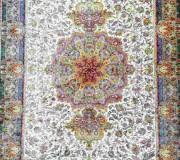 Иранский ковер Diba Carpet Rosha cream - высокое качество по лучшей цене в Украине.
