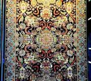 Иранский ковер Diba Carpet Sogan brown-cream-black - высокое качество по лучшей цене в Украине.
