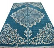 Иранский ковер Diba Carpet Sorena blue - высокое качество по лучшей цене в Украине.
