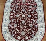 Высокоплотный ковер Ottoman 0917 bordo - высокое качество по лучшей цене в Украине.