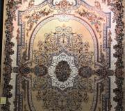 Персидский ковер Kashan P657-Be Beige - высокое качество по лучшей цене в Украине.