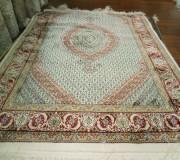 Иранский ковер Marshad Carpet 3003 Cream - высокое качество по лучшей цене в Украине.