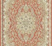 Иранский ковер Marshad Carpet 3014 Red - высокое качество по лучшей цене в Украине.