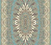 Иранский ковер Marshad Carpet 3025 Blue - высокое качество по лучшей цене в Украине.