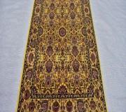 Иранский ковер Marshad Carpet 3042 Yellow - высокое качество по лучшей цене в Украине.