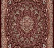 Иранский ковер Marshad Carpet 3055 Brown - высокое качество по лучшей цене в Украине.