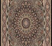 Иранский ковер Marshad Carpet 3056 Black - высокое качество по лучшей цене в Украине.