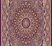 Иранский ковер Marshad Carpet 3056 Dark Purple - высокое качество по лучшей цене в Украине.
