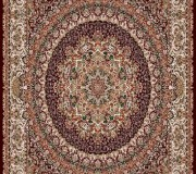 Иранский ковер Marshad Carpet 3057 Brown - высокое качество по лучшей цене в Украине.