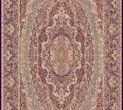 Иранский ковер Marshad Carpet 3059 Dark Purple - высокое качество по лучшей цене в Украине.