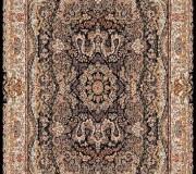 Иранский ковер Marshad Carpet 3060 Black - высокое качество по лучшей цене в Украине.