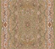 Иранский ковер Marshad Carpet 3060 Light Green - высокое качество по лучшей цене в Украине.