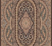 Иранский ковер Marshad Carpet 3062 Black - высокое качество по лучшей цене в Украине.