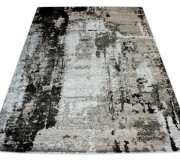 Безворсовый ковер Almina 127514 8-Grey/Black - высокое качество по лучшей цене в Украине.